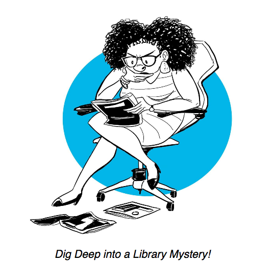 Library mystery