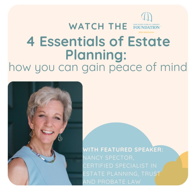 4 Essentials of Estate Planning